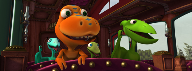 Dinosaur Train Main Image