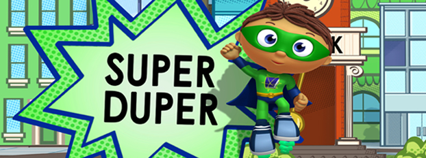 Super Why Main Image