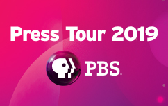 TCA Press Tour PBS Credentials